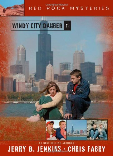 11: Windy City Danger (Red Rock Mysteries (Paperback))