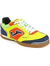 SPORTIME2 - Zapatillas de fútbol Sala de Cuero para Hombre