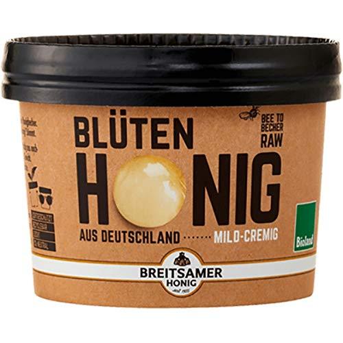 Breitsamer Honig Blütenhonig aus Deutschland (315 g) - Bio