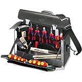 Knipex 00 21 02 SL - Juego de Alicates (24 piezas) color negro