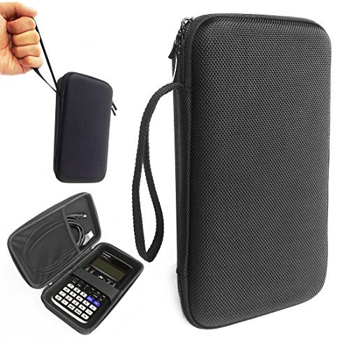 FitSand (TM) Travel Carry Zipper Portable Protective Hard Case Cover Box for Casio FX-991EX Engineering/Scientific Calculator  available at amazon for Rs.1689