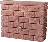Garantia Rocky Wandtank 400 ltr. Redstone inkl. Auslaufhahn