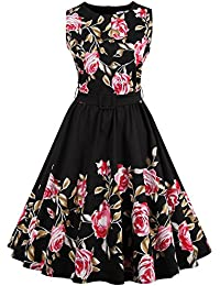 Valin M1249A18D Robe de bal Vintage pin-up 50's Rockabilly robe de soirée cocktail,S-XXXXL