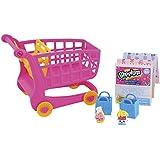 Shopkins - El carrito de la compra y 2 shopkins (Giochi Preziosi 56017)