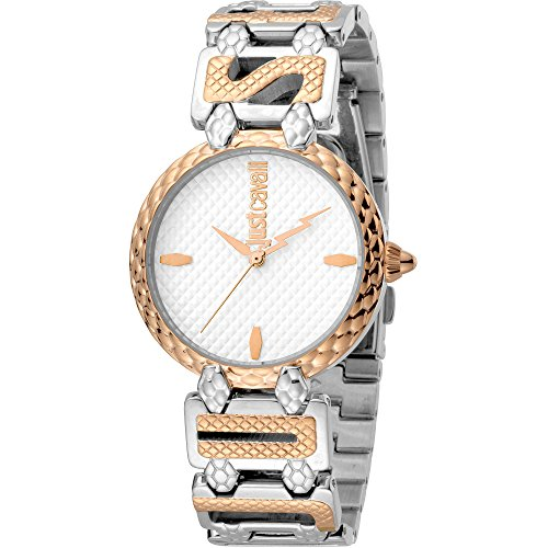 Just Cavalli Uhr mit Armband JC1L056M0055