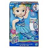 Baby Alive Deniz Kızı Bebeğim, Sarışın