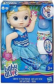 Baby Alive Shimmer n Splash Mermaid (Blonde)