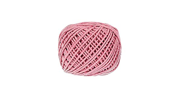 Available in Different Colors 50m Length 2mm Diameter Paracord Planet Cotton Rope