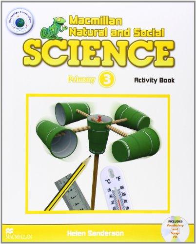 Macmillan Natural and Social Science 3 Activity Book