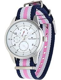 Tom Tailor Mujer Reloj De Pulsera Azul 5416103