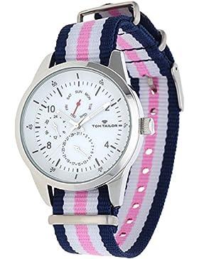 Tom Tailor Damen Armbanduhr blau 5416103