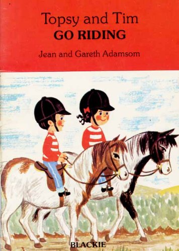 Topsy and Tim go riding