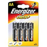 Energizer 4 LR6 Ultra + 1,5 V Lot de 4