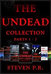 The Undead Collection: Parts 1 - 7 (English Edition)