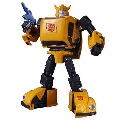 iece Action Figure: MP-21 Bumblebee (Transformers Bumblebee Maske)