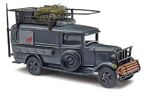 Busch Voitures - BUV47728 - Modélisme - Ford Model AA - 1931