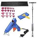 Docooler Paintless Dent Puller Slide Hammer Repairing Removal Hail Glue Device Tools Kit