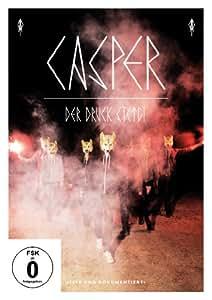 Casper - Der Druck steigt - live & dokumentiert [Limited Edition] [2 DVDs]