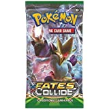 Pokemon 13710-S XY Number 10 Fates Collide Booster Packet Card Game