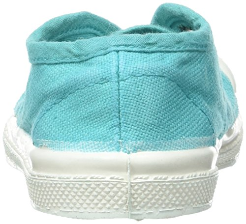 Bensimon  Tennis Elly Enfant,  Sneaker unisex bambino Turchese (Turquoise)