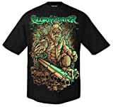 Gloryhammer Warrior of Unst T-Shirt 2XL