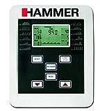 Hammer Heimtrainer Cardio T1, Weiß/schwarz, 4851 - 4