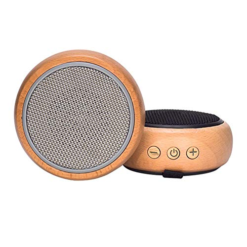 Househome tragbare hölzerne Bluetooth-Lautsprecher innovative Geschenk hängen Computer Subwoofer Mini-Lautsprecher. - Lautsprecher Hängen