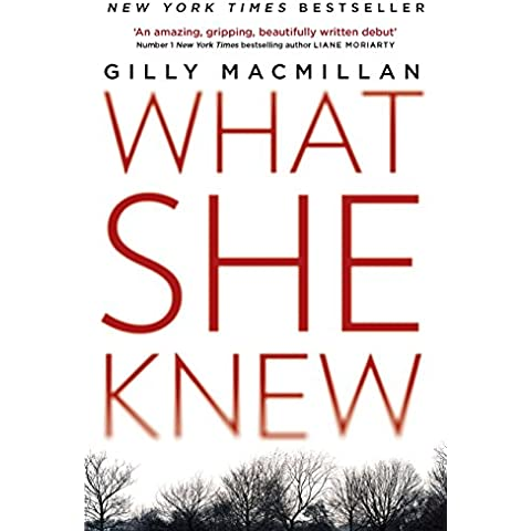 What She Knew (English Edition)