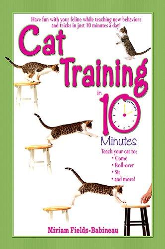 Cat Training In 10 Minutes -