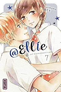 @Ellie Edition simple Tome 7