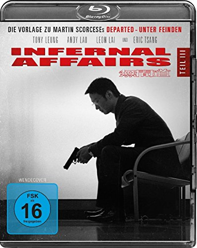 Infernal Affairs 3 [Blu-ray]