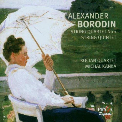 tet No. 1; String Quintet [Hybrid SACD] / Kocian Quartet / Michael Kanka ()