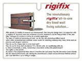 Rigifix M6 Anchor Fixings 4 Pack