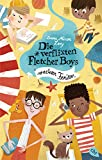 Die verflixten Fletcher Boys machen Ferien (Die Fletcher Boys-Serie 2) (German Edition)