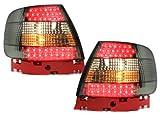 KITT RA02DLB LED Rückleuchten Lim. 95–00LED-Rot/Kristall