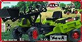 Falk Traktor für Kinder - Bagger - ...