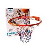 Angel Sports - Anello da Basket con Rete 46 Cm