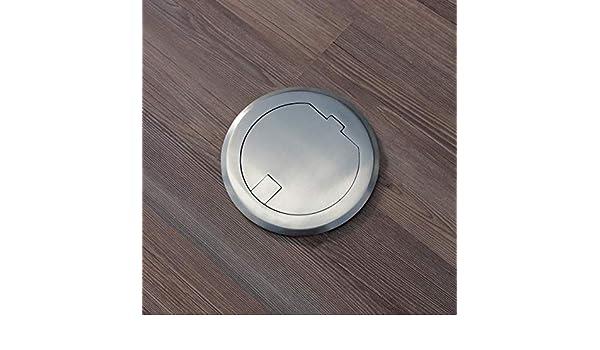 Steckdosen Im Fußboden ~ Ledmaxx sta ru a einbausteckdose fußbodensteckdose steckdose