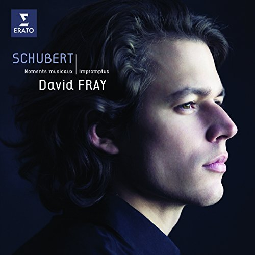 SCHUBERT - David Fray - Moments Musicaux - Impromptus