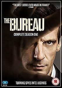 The bureau season 1 dvd mathieu kassovitz for E bureau des legendes streaming