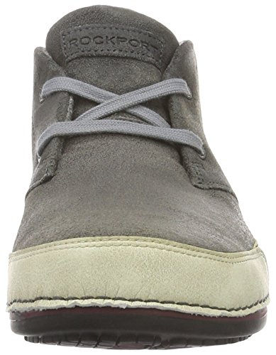 Rockport Herren Jetty Point Chukka Boots Grau (CASTLEROCK SDE)