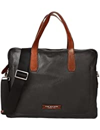 27471f910c The Bridge Plume Mix Uomo Borsa tote Shopper pelle 40 cm scomparto Laptop