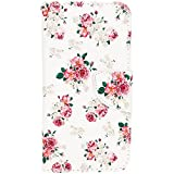 Samsung Galaxy S6 Edge Coque Portefeuille de NALIA, Ultra-Fine Wallet-Case Housse Protection Flip-Cover Etui Pochette en Cuir Vegan, Bumper Mince pour Telephone Portable - Pretty Roses Edition