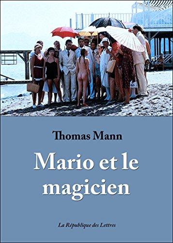 mario-et-le-magicien-suivi-de-experiences-occultes