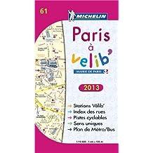 Paris à velib' : 1/13 500