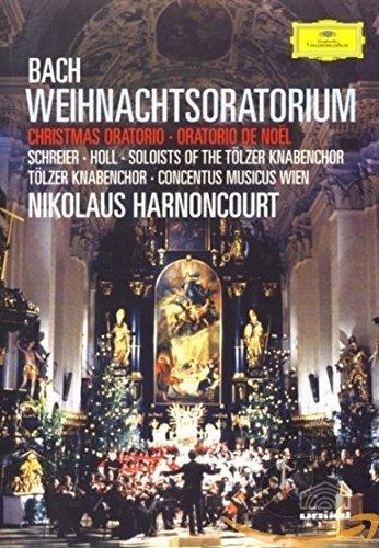 Bach: Christmas Oratorio (Harnon...