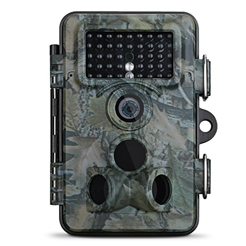 New-Version-Trail-Camera-VicTsing-Wildlife-Camera-12MP-1080P-HD-Game-Camera-with-42-Pcs-Black-Infrared-LEDs-for-Super-Night-Vision-24-LCD-Display-120Wide-Angle-Up-to-32GB-SDSDHC-Memory-Card-Good-Quanl
