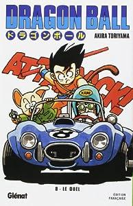 Dragon Ball Nouvelle édition Tome 8