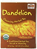 #9: Now Foods Dandelion Cleansing Herbal Tea, 24 Bags
