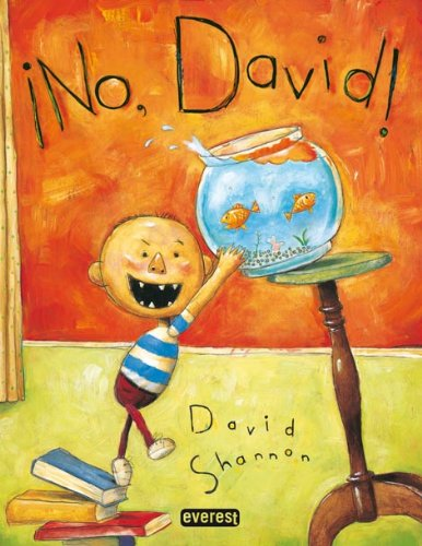 ¡No, David! (Rascacielos) por Shannon  David